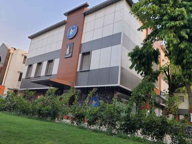 Headquarters of The Trained Nurses'' Association of India, New Delhi