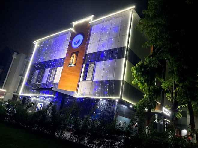 Headquarters of The Trained Nurses' Association of India, New Delhi